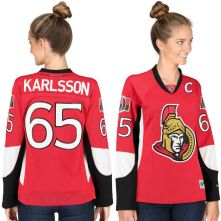 Ottawa-Senators-Red-Women's-Premier-Home-Custom-Reebok-Jersey